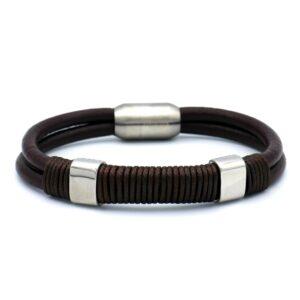 bovenkant van heren armband
