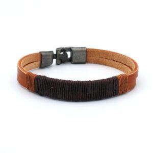 productfoto ter verduidelijking van de gekozen heren armband in de webshop