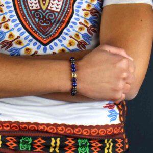 Mooi concept, prima armbanden en altijd gratis verzending. Ik ben om!